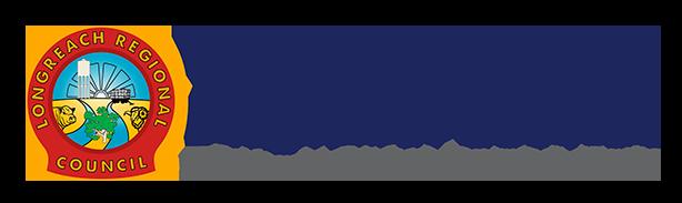Longreach Region Tourist Information logo