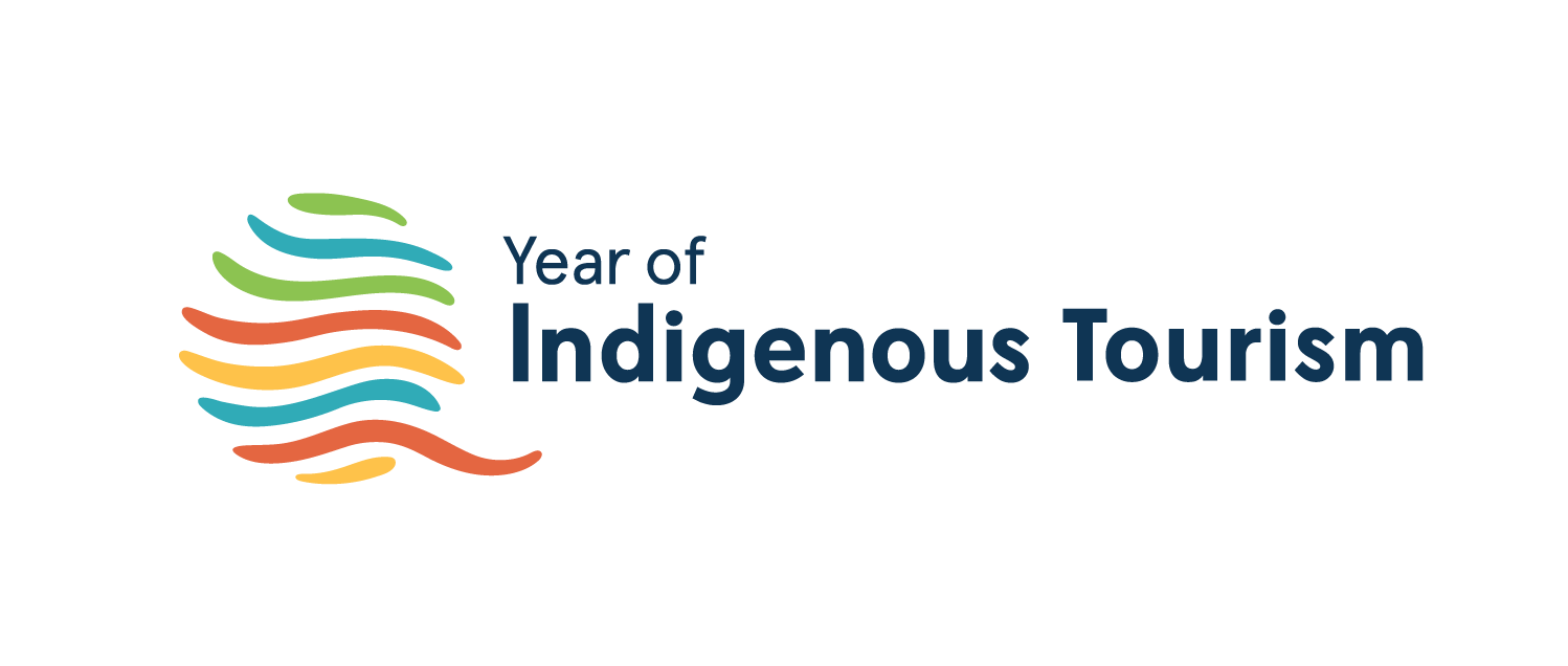 Year Indigenous Tourism Logo